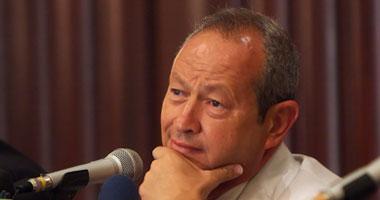 المهندس نجيب ساويرس رئيس شركة أوراسكوم تليكوم القابضة