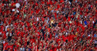 """""""المقاولون العرب"""" تساند جماهير الأهلى أمام الشبيبة S4200915163943"""