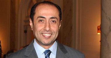 حسام زكى بيان الخارجية الأمريكية حول المجتمع المدنى فى مصر مرفوض s4200921192054.jpg