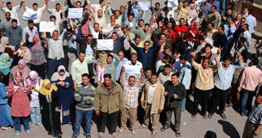 اعتصام 30 عاملاً بشركة النصر للمسبوكات فى الإسكندرية