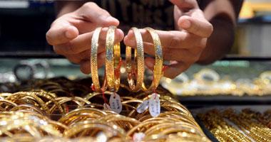 أوقية الذهب ترتفع عالمياً مع تراجع الدولار أمام اليورو s42010112423.jpg