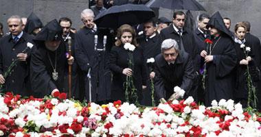 البطريرك الأعلى لأرمينيا : ابادة الأرمن أسود صفحة فى التاريخ
