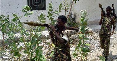 الجيش الصومالى - صورة أرشيفية