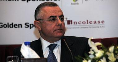 هشام رامز نائب محافظ البنك المركزى المصرى