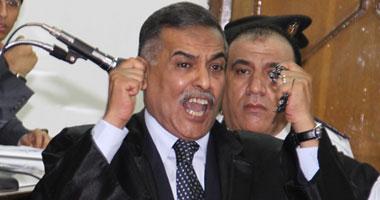 طلعت السادات رئيس الحزب الوطنى المحظور