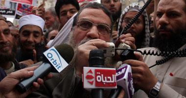 الدكتور عبود الزمر القيادى بالجماعة الإسلامية