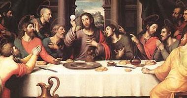 """شاهد ..  ليس دافنشي وحده .. فنانون أبدعوا في رسم """"العشاء الأخير"""""""