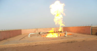 """""""يديعوت أحرونوت"""" تنشر فيديو لتفجير خط الغاز S4201127102142"""