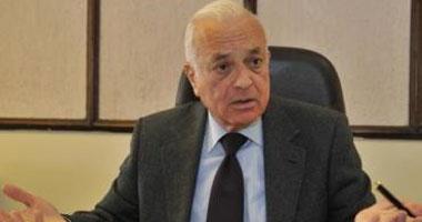 د. نبيل العربى وزير الخارجية