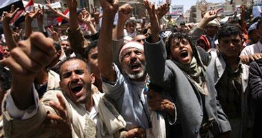 """""""القاعدة"""" تسيطر بلدة يمنية وتقتل"""