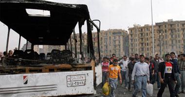 """""""ائتلاف الثورة"""" يعلق حواره مع الجيش للتحقيق فى أحداث التحرير  S42011916500"""