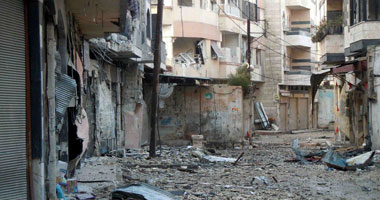 العنف فى سوريا