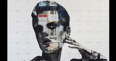 فن اللوحات بديسكات الكمبيوتر S420121215914