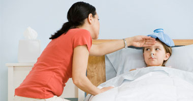 فيديو معلوماتى.. 8 نصائح تحمى أطفالك من الأنفلونزا فى الشتاء
