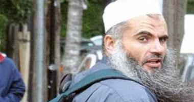 رجل الدين الأردنى عمر عثمان (أبوقتادة)