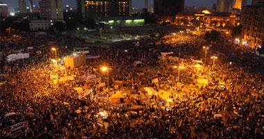 مجهولون يطاردون سيارة من العباسية للتحرير والذعر يجتاح المتظاهرين