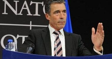 أندرس راسمسون - الأمين العام لحلف الأطلسى الناتو