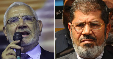 """اليوم.. اجتماع مصيرى لشورى العلماء للمفاضلة بين """"أبو الفتوح"""" و""""مرسى"""" s4201227203419.jpg"""