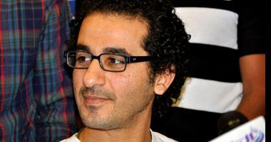 أحمد حلمى يعلن استقرار الحالة الصحية لمنى زكى وخروجها من المستشفى S420122912466