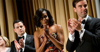 النجوم العالميين فى حفل عشاء جمعية مراسلى البيت الأبيض،