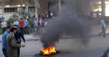 ضبط القيادى الإخوانى حمدى التوانسى المتهم بإحراق مبنى محافظة البحيرة
