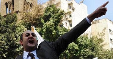 خالد على المرشح السابق لرئاسة الجمهورية