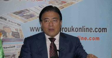 سفير الصين بالجزائر ليو يوهى