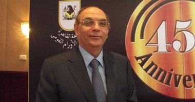 الدكتور حسين خالد وزير التعليم العالى الأسبق