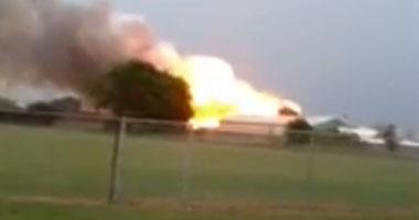 بث مباشر ..لأحداث انفجار مصنع أسمدة تكساس بأمريكا