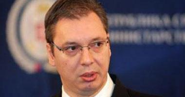 الرئيس الصربي ألكسندر فوتشيتش