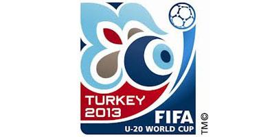 شعار بطولة كأس العالم للشباب فى تركيا