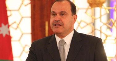 وزير الداخلية الأردنى حسين هزاع