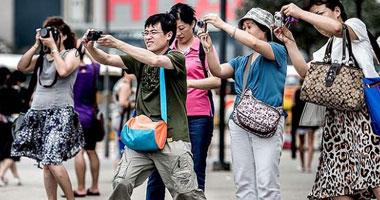 سياح صينيين - أرشيفية