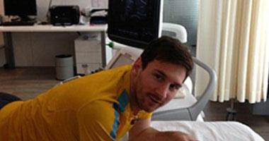 """تشافى: غياب ميسى يهدد برشلونة بخسارة """"الليجا"""""""