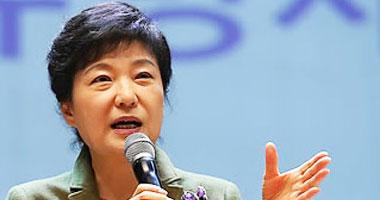 رئيس كوريا الجنوبية بارك كون هيه