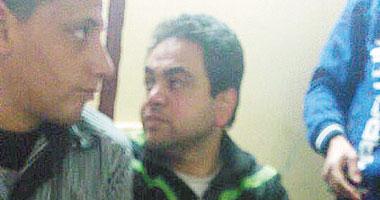 مدرب الكاراتية عبدالفتاح الصعيدى