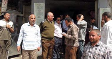 ضبط مدير مصنع ينتج حلاوة طحينية غير صالحة للاستهلاك الآدمى بمدينة 6 أكتوبر