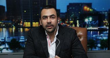 """يوسف الحسينى يسب """"مرسى"""" بالأب ردًا على رسالته من محبسه"""