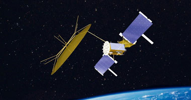 """بالصور.. مصر تغزو الفضاء بـ5 أقمار صناعية.. """"إيجبت سات"""" و """"إيجبت  سات1"""" صناعة روسية للاستشعار عن بعد.. و""""نايل سات101"""" و""""نايل سات102"""" و""""نايل سات201"""" صناعة بريطانية فرنسية لبث القنوات التليفزيونية"""