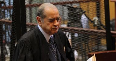 فريد الديب: مبارك سيظل بـ المعادى العسكرى  إذا قضى ببرائته أو إدانته