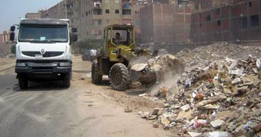 تحرير 13 محضر مخالف بمركز المنيا