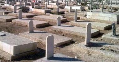 وفاة إيطالى أثناء زيارته لقبر زوجته
