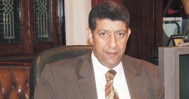 المستشار عبد الله فتحى رئيس نادى القضاة