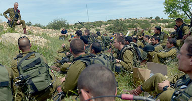 قوات إسرائيلية ـ صورة أرشيفية