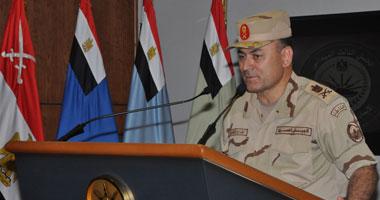 ترقية اللواء أسامة عسكر لرتبة الفريق للإشراف على العمليات العسكرية فى سيناء