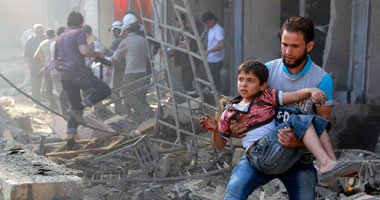 البنك الدولى: الحرب السورية قتلت 400ألف شخص و226مليار دولار خسائر اقتصادية
