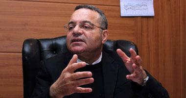 الكابتن إيهاب محيى الدين رئيس الشركة الوطنية للملاحة الجوية