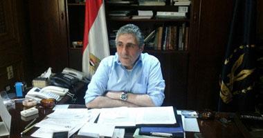 اللواء مدحت الأعصر مدير الإدارة العامة لمباحث التموين