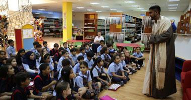الشارقة القرائى للطفل ينظم 100 زيارة ميدانية للمدارس للتعريف بالمهرجان