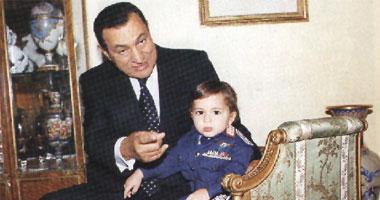 وفاة محمد علاء مبارك حفيد الرئيس مبارك S520091911525